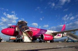Letoun společnosti Wizz Air, foto: wizzair.com