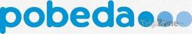 Logo letecké společnosti Pobeda Airlines