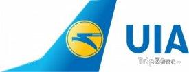 Logo letecké společnosti Ukraine Airlines