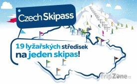logo projektu Czech Skipass, foto: czechskipass.cz