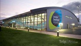Londýnské letiště Southend, foto: facebook.com