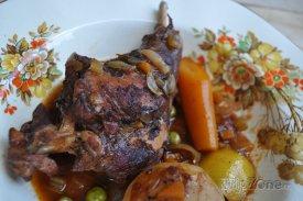 Maltskou specialitou je dušený králík