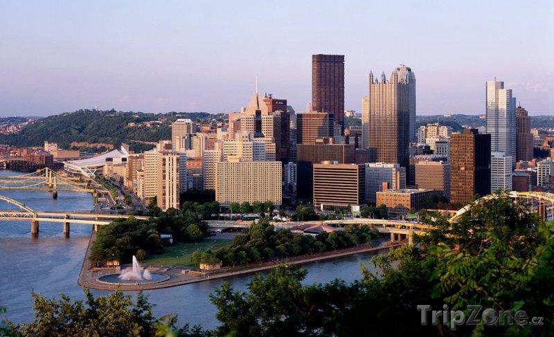 Fotka, Foto Město Pittsburgh