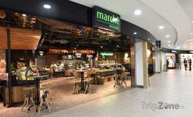 Na Terminálu 2 je nová komerční zóna, foto: prg.aero