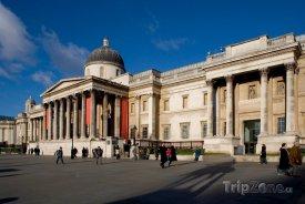 Národní galerie v Londýně, foto: facebook.com