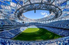 Nizhny Novgorod Stadium, foto: facebook.com