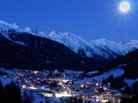 Noční St. Anton, © TVB St. Anton am Arlberg