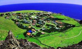 Ostrov Tristan da Cunha, foto: orangesmile.com