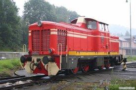 Ozubnicová lokomotiva T426.003, foto: zubacka.cz