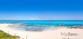 Pláž Playa de Ses Illetes