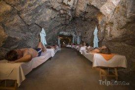 Radonová jeskyně, foto: gasteiner-heilstollen.com