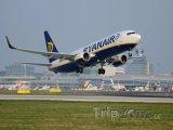 Ryanair oznámil další nové linky z Prahy