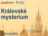 Šifrovací hra agentury CzechTourism, foto:kralovske-mysterium.cz