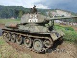 Sovětský tank T-34/85, foto: vhu.cz