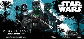Star Wars víkend se koná v pražském OC Šestka