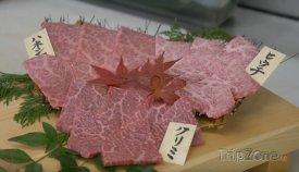 Steaky z krávy plemene Wagyu