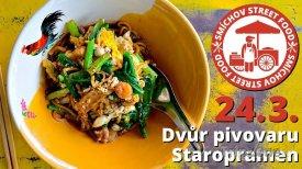 Street Food Smíchov se koná 24. března, foto: facebook.com