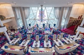 Symphony of the Seas, restaurace