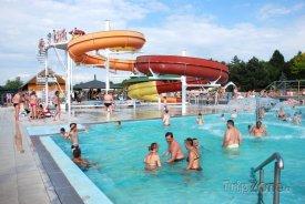 Termální koupaliště Podhájska, foto: facebook.com