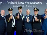 United Airlines začaly létat z Prahy do New Yorku