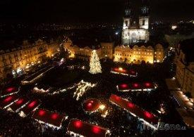 Vánoční trhy budou zahájeny 28. listopadu, foto: trhypraha.cz