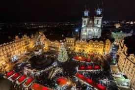 Vánoční trhy začnou v sobotu 26. listopadu 2016