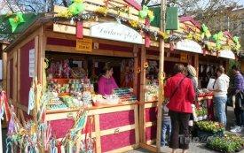 Velikonoční trhy na náměstí Míru, foto: praha2.cz