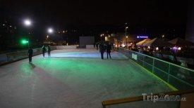 Venkovní kluziště Tower Ice Park, foto: towerpark.cz