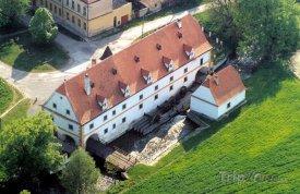 Vodní mlýn ve Slupi, foto: technicalmuseum.cz