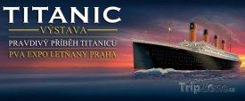 Výstava Titanic v Praze, foto: facebook.com
