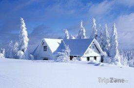 Zimní dovolená na horách 2009 v Česku