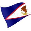 vlajka Americká Samoa