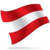 vlajka Rakousko