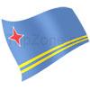 vlajka Aruba