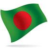 vlajka Bangladéš