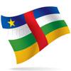 vlajka Středoafrická republika