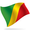 vlajka Kongo