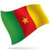 vlajka Kamerun