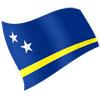 vlajka Curacao