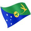 vlajka Vánoční ostrov