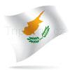 vlajka Kypr
