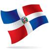 vlajka Dominikánská republika