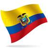 vlajka Ekvádor