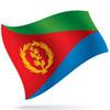 vlajka Eritrea