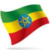 vlajka Etiopie