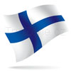 vlajka Finsko