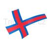 vlajka Faerské ostrovy