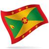 vlajka Grenada