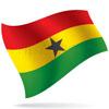 vlajka Ghana