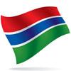 vlajka Gambie